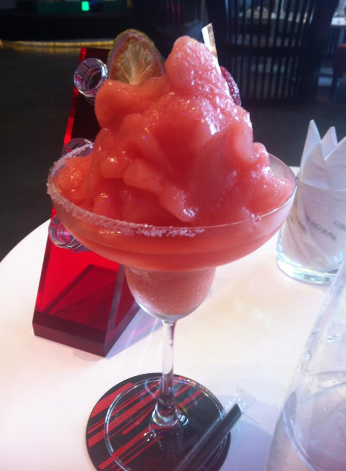 strawberry daquiri