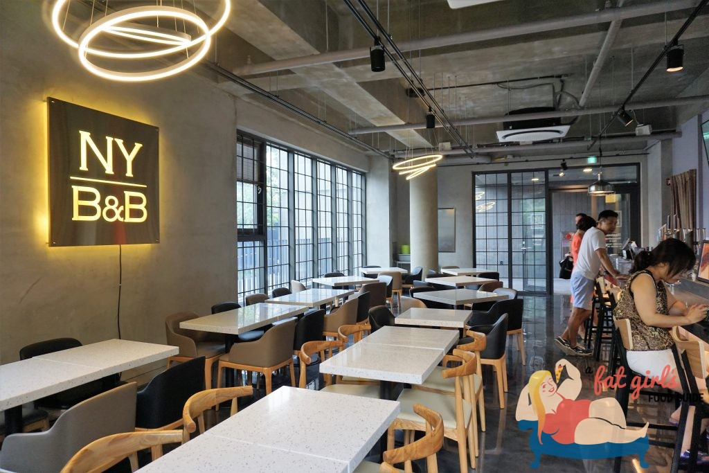 NY Burger & Bagel – Brunch – A Fat Girl's Food Guide to Eating in Korea