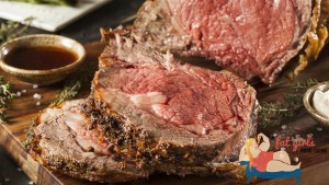 Homemade Grass Fed Prime Rib Roast with Herbs and Spices; Shutterstock ID 231495574; PO: TODAY.com